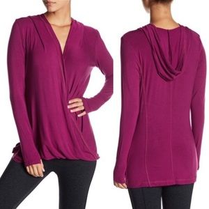 BALANCE COLLECTION NWT Vanessa After Yoga Hoodie M